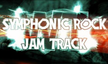 Rock Symphonic (Bm)  – Pista Para Guitarra