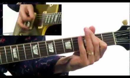 Robben Ford Guitar Lesson – Comping the Shuffle Breakdown – Blues Revolution