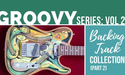 Ultimate Groovy Guitar Backing Track Collection (Part 2) | Groove Series, vol 1