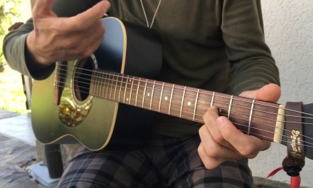 Learn how to play – BLUES TURNAROUND – Easy Guitar Lesson