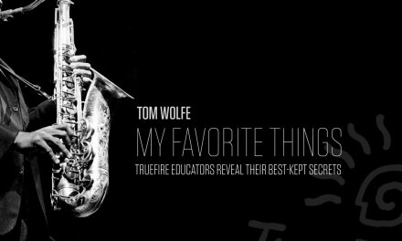 Tom Wolfe's Favorite Thing – Jazz Guitar Lesson