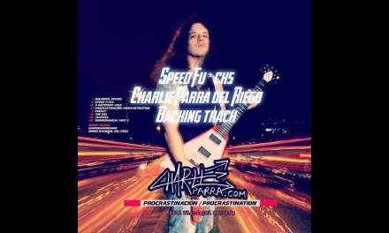 Speed F*cks | Charlie Parra del Riego | Guitar Backing Track