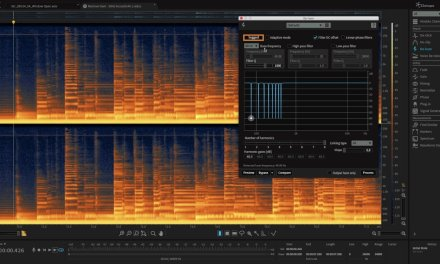 Fix Guitar Hum in Recordings with RX Elements