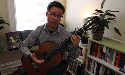 Lesson: C Major Scales for Classical Guitar