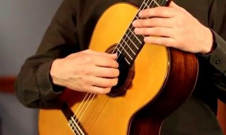 7. IMA Arpeggio Pattern for Classical Guitar (technique lesson)