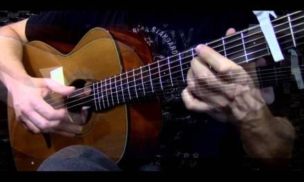Ludwig van Beethoven – Fur Elise – Fingerstyle Guitar
