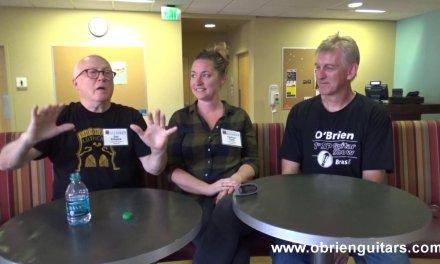 O'Brien Guitars – Dan Erlewine interview