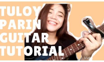 [Pink Watermelon] Tuloy Parin EASY Guitar Tutorial