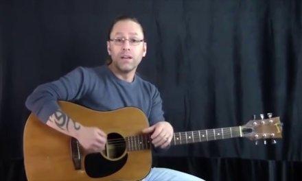 Steve Stine Guitar Lesson Simple but Effective Acoustic Blues Guitar Licks part 1