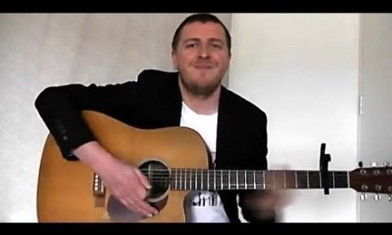White Blank Page – Guitar Lesson – Mumford & Sons – How To Play – Drue James