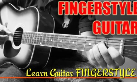 Fingerstyle#2 – impress Any1 – PLAY YOUR FAVOURITE SONGS – Guitar FingerStyle Lesson Tutorial