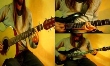 Anathema – Untouchable (pt-1) Guitars by Claudio Delgift