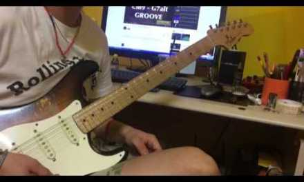 Cm7-G7 altered scale lesson