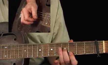Country Blues Guitar Lessons – Dirt Road Blues – Paul Rishell – Down the Dirt 2