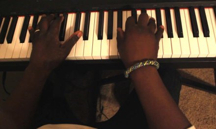 CLASSIC AFROBEAT PIANO TUTORIAL : HOW TO PLAY FELA KUTI LADY , PENTATONIC SCALE
