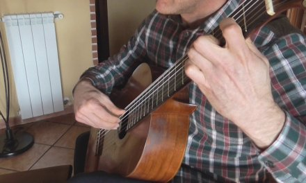 Strangers in the Night (Classical Guitar)