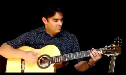 Acoustic and Flamenco Guitar Samples for private lessons at OCguitarist