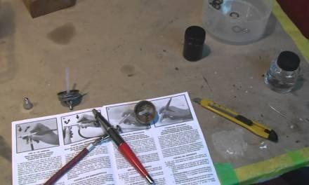 Rickenbacker Bass Guitar Finish Repair