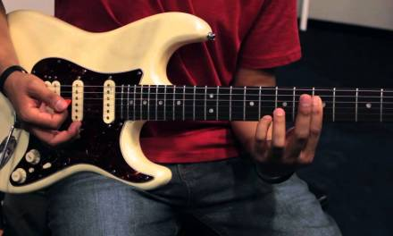 Nothing Is Impossible by Planetshakers (Tutorial De Guitarra)
