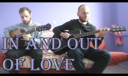 Armin van Buuren – In and Out of Love (acoustic guitar cover, tabs)