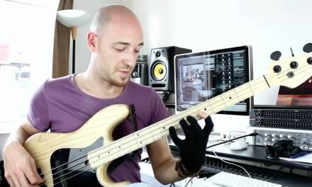 E Minor 7 Jazz Lick for Bass – Bass lesson with Scott Devine (L#39)