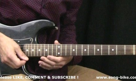 """EASY BLUES SOLO ! """"The Triangle Blues"""" : 365 Riffs For Beginning Guitar !!"""