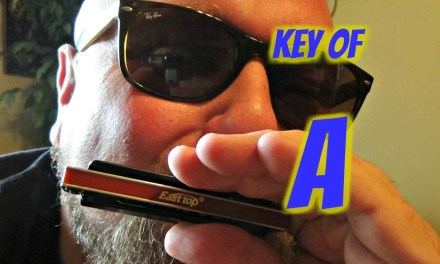The Guitar's Favorite Key of Harmonica – A Blues Harp