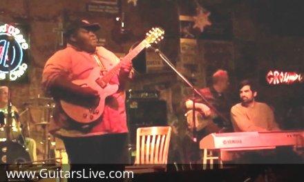 Kingfish Slow Blues Jam – Slow Blues Kingfish Guitar Show