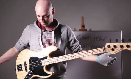 The Perfect Bass Position… a must for all bass players! (L#135)