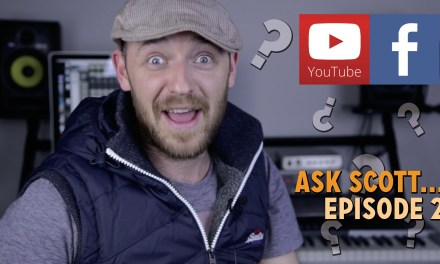 """""""Ask Scott"""" – Episode 2… Soloing Over The Blues, Odd-Time Signatures, Networking and more…"""