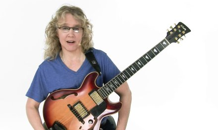 Bebop Guitar Fakebook: Rhythm – Summer Blues Overview – Sheryl Bailey