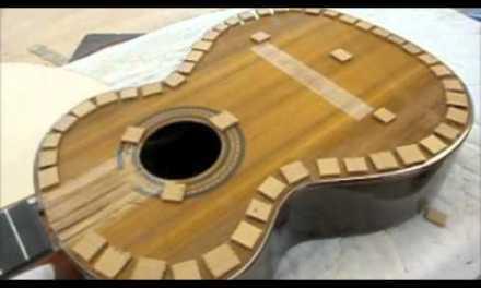 replacing a guitar top 1