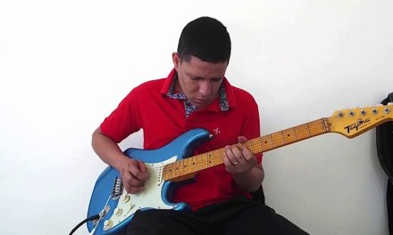jazz lesson play guitar-Brazilian