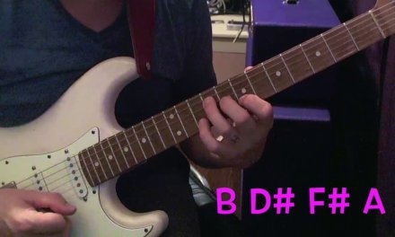 Blues Guitar Lesson: Making Music With Chord Tones – Melodic Soloing – Rob Garland