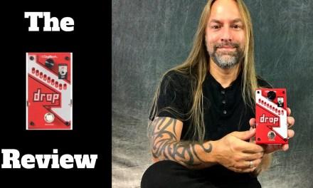 Digitech Drop Pedal Review – Steve Stine Guitar Lesson