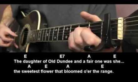 Darcy Farrow Guitar Tutorial – Lyrics & Chords! John Denver