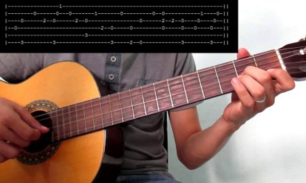 AMAZING GRACE CHORDS FOR GUITAR (EASY TUTORIAL)