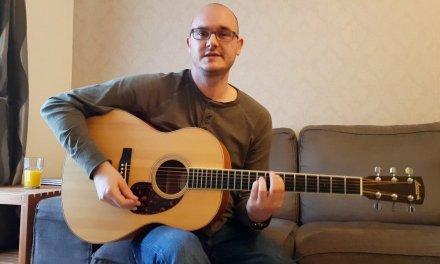 Radiohead – I Promise (Guitar Lesson)