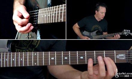 Metallica – The Four Horsemen Guitar Lesson (Chords/Rhythms)