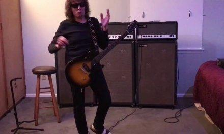 Sunn Coliseum PA Head – Leslie West's guitar tone broken down by West's old student Al Romano