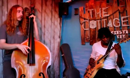 The Jazz Guitar of Akiem Esdaile – Sarasota Jazz Duo Demo Video