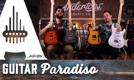 Lets Get Traditional With Chapman Guitars – Guitar Paradiso