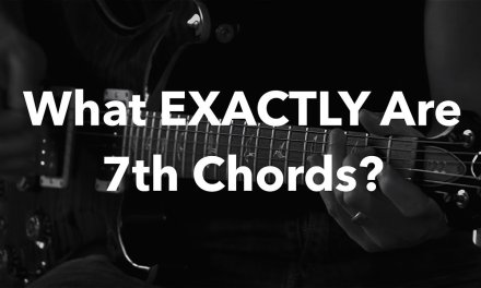 What Exactly Are 7th Chords? – Free Guitar Lesson With Michael Palmisano