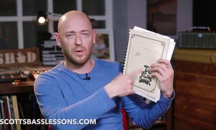 """What is a """"Real Book"""" and Why They're so Important /// Scott's Bass Lessons"""