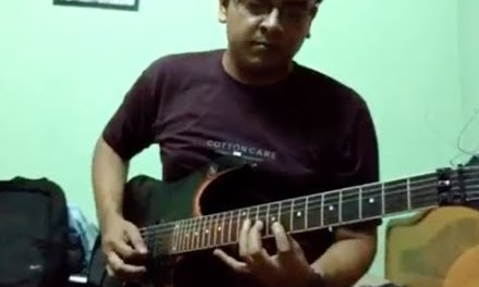 Guitar Solo (with backing track)