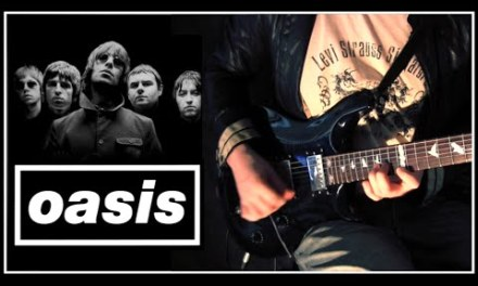 OASIS – Morning Glory (Guitar Cover)