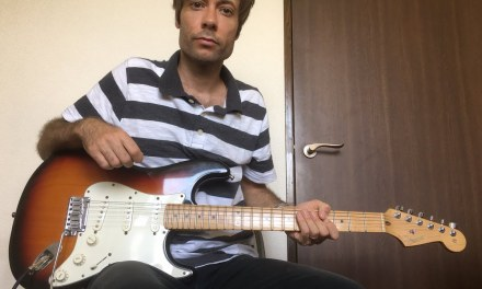 """""""Yes and Amen"""" Housefires – Electric guitar tutorial"""