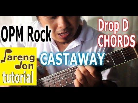 Castaway Chords Franco Plus Drop D Chord Guitar Tutorial The Glog