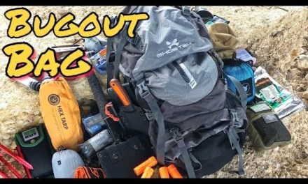 My 72HR Bug Out Survival Bag   2017