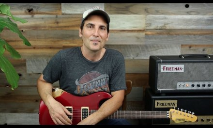 Lick Of The Day 6 – Chicken Fried Metal Licks – Guitar Lesson – Country And Heavy Metal Soloing